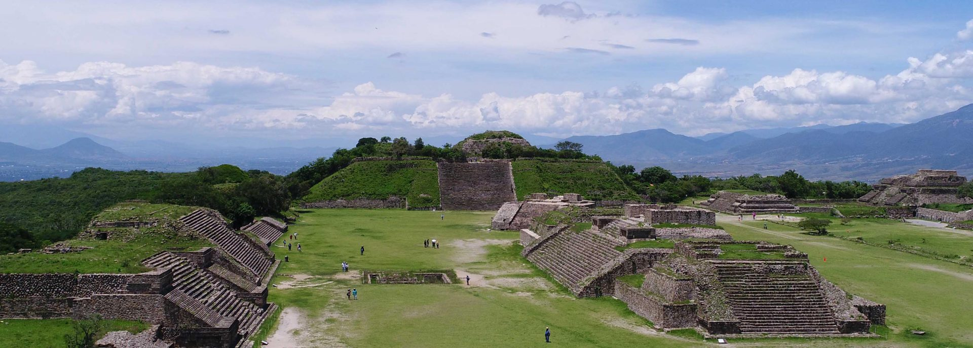 Archaeology at Monte Albán's Main Plaza